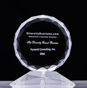 2005 Diversity Owned Business Award